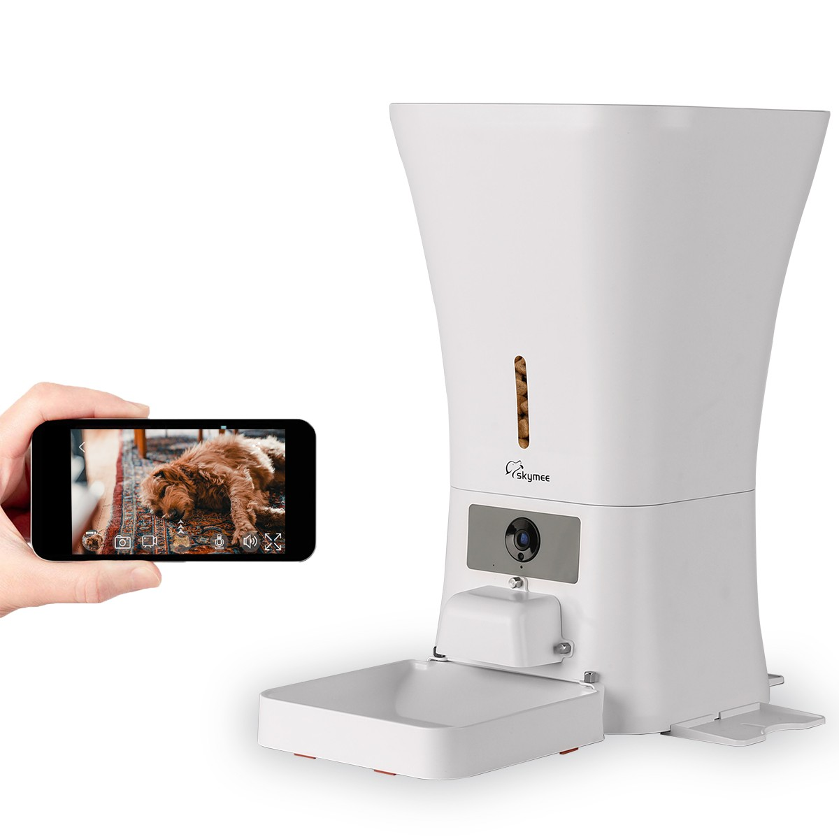 Smart automatic feeder plus version
